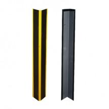 [코너보호대]NO1검정/노랑줄무늬(철판+고무) L90XW90XH1000